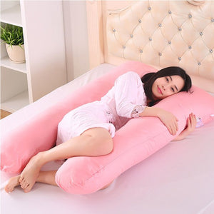 Pregnancy Pillow U Shape