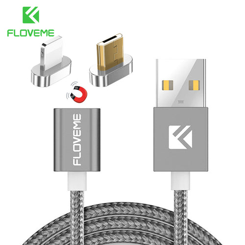 Magnetic USB Cable For iPhone and Android