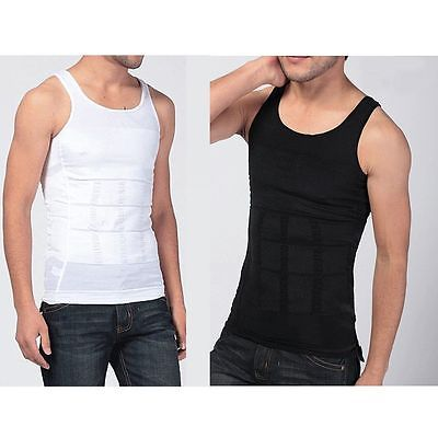 Men Body Shaper Vest