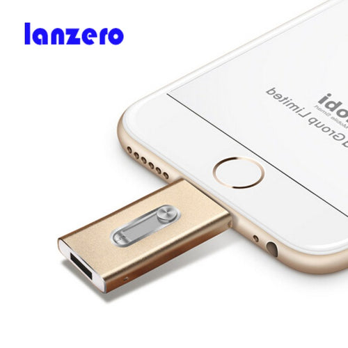 iOS USB Flash Drive