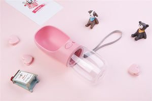 350 ML Pet's Water Bottle