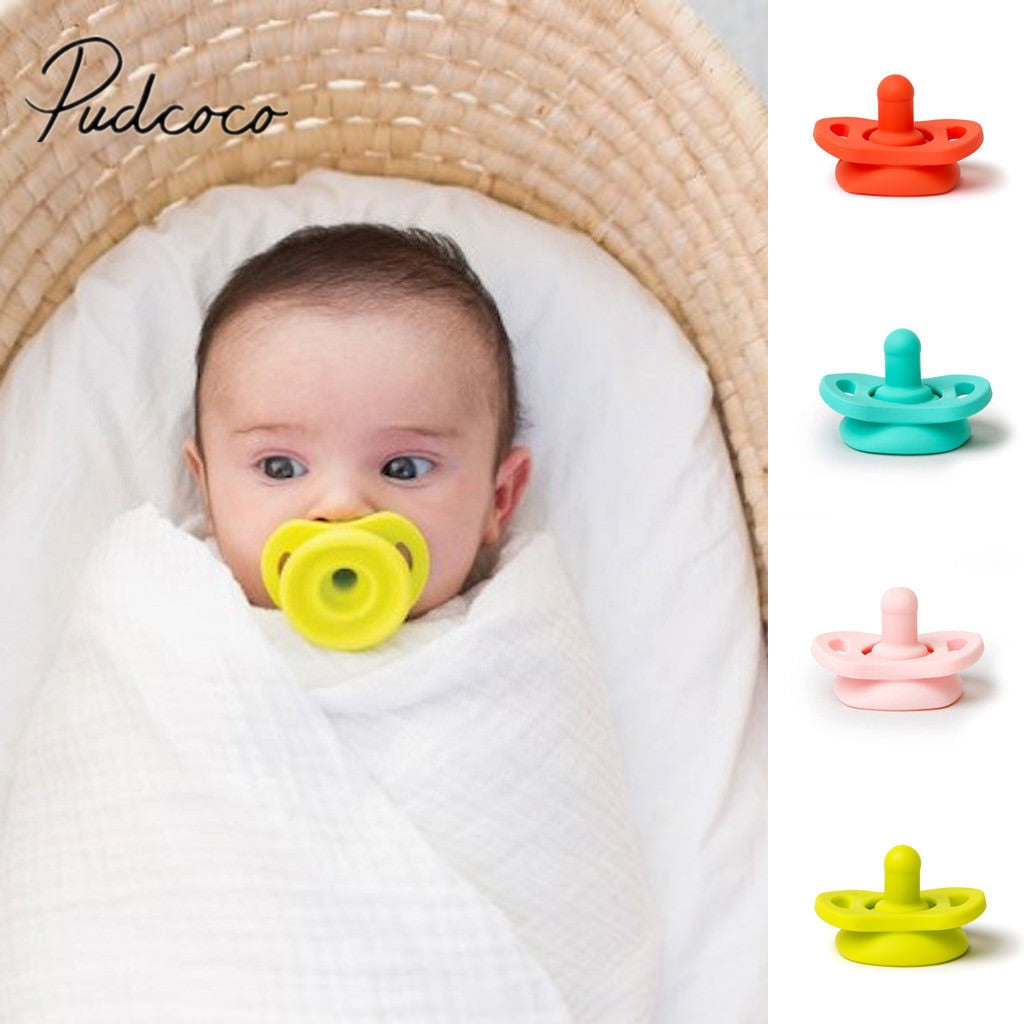 Silicone Flexible Pop Pacifier