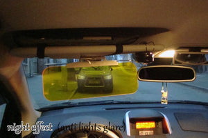 Car Windshield Tac Visor