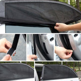 2 PCS UV Protected Car Sun Shades