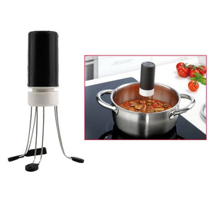 Automatic Hands Free Sauce Stirrer