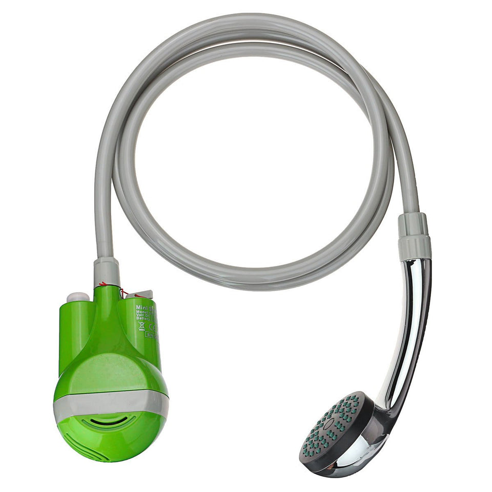 USB Powered Portable Outdoor Shower