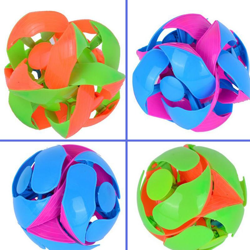 Magic Color Flipping Ball