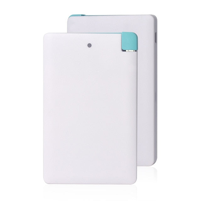 Card Shaped Portable Power Bank