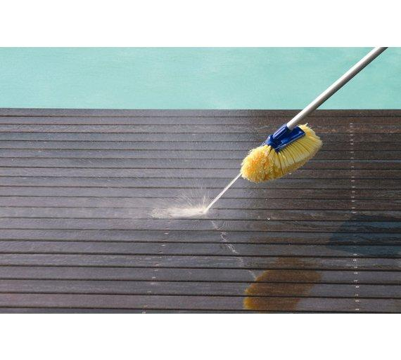Floor and Car Washing Sprayer Brush