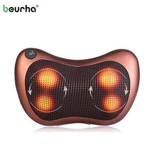 Infrared Rotating Head And Neck Massager