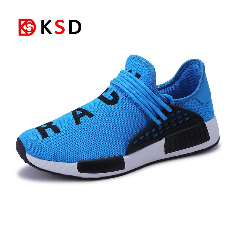 Running Fabric Comfortable Shoes