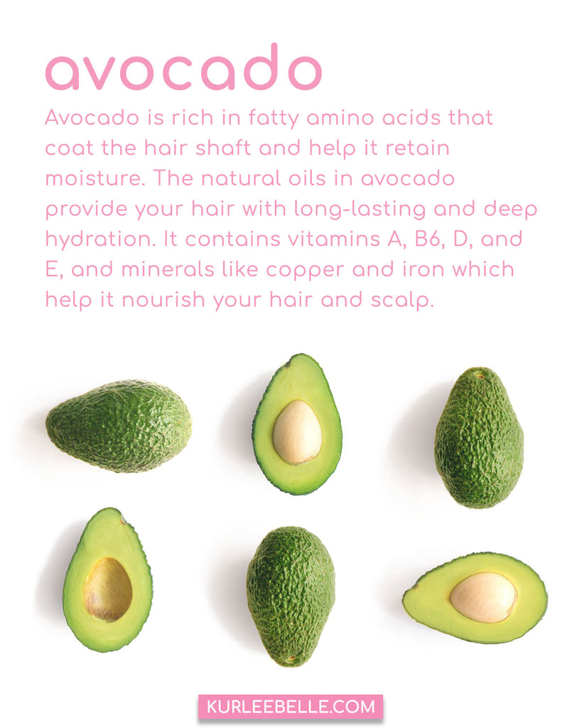Benefits of Avocado for Natural Hair