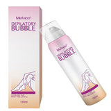 Hair Removal Bubble Spray