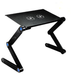 Aluminum Flexi Laptop Desk