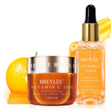 Both Vitamin C Cream & Serum