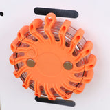 Multi-Functional Emergency Warning LED Light