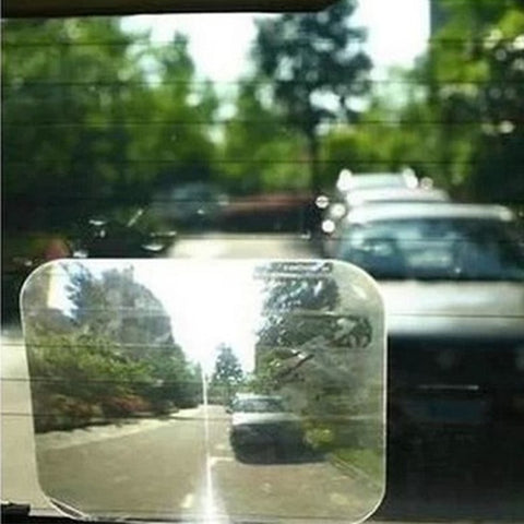 Wind Angle Backup Reverse Parking Fresnel Lens