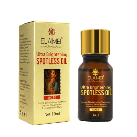 100% Natural - Ultra Brightening Spotless Oil