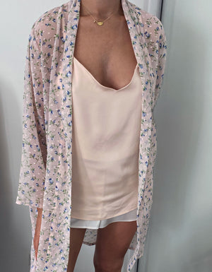 Willow Rose Robe