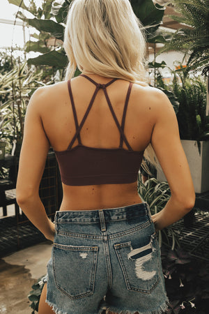 The Lacie Padded Bralette