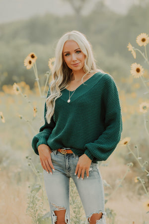 Mellow Mornings Sweater