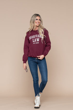 Harvard Law Sweatshirt
