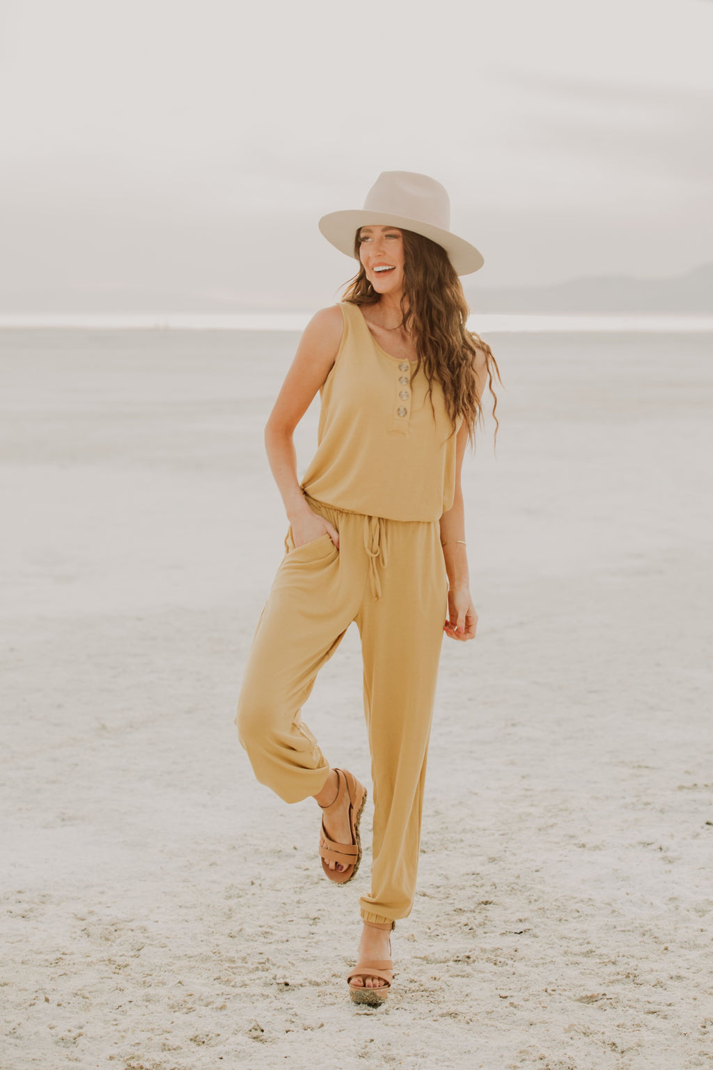 Shore To Shore Jumpsuit