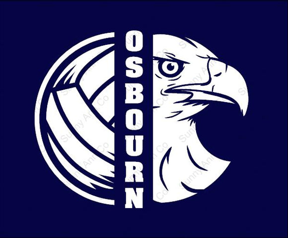 Osbourn Eagles Volleyball