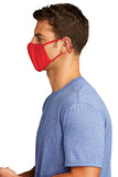 Santa 2 Layer PosiCharge® Competitor™ Face Mask
