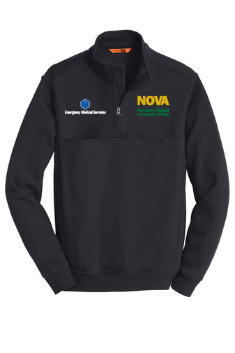 NOVA EMS Response 1/2-Zip Job Shirt