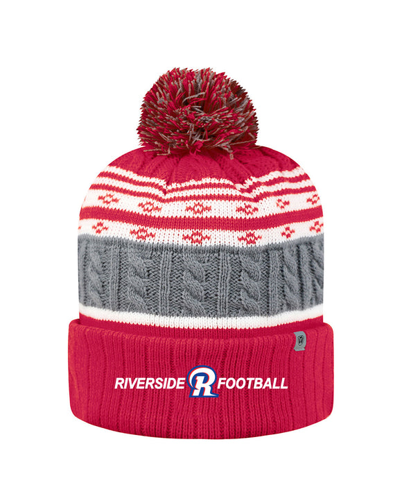 Riverside Football Adult Altitude Knit Cap