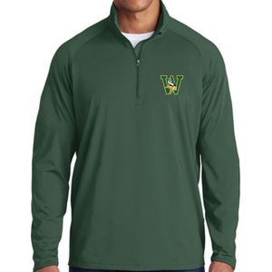 WSHS Sport-Wick® Stretch 1/2-Zip Pullover