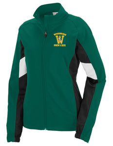WSHS Swim & Dive Ladies' Team Jacket