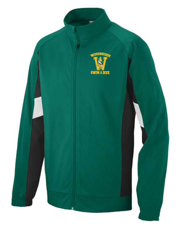 WSHS Swim & Dive Men's Team Jacket