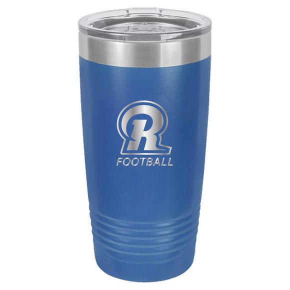 Riverside Football Tumbler