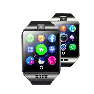 Bluetooth Smartwatch-Cam, FB, Whatsapp For  IOS & Android