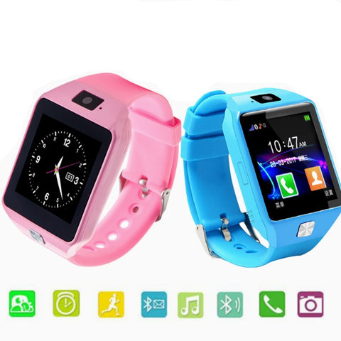 Trendy Bluetooth Camera Smartwatch For Android&IOS