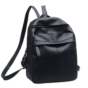 High Quality PU Leather Women Backpack -Limited Stock!
