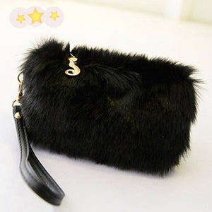 High Quality Women's Zipper Handbags/Clutches - shoppingridge