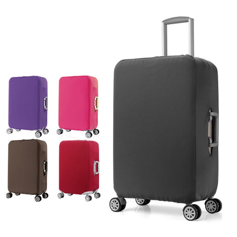 Elastic Trendy Luggage Dust Resist Suitcase Covers For 18-30 Inch - shoppingridge