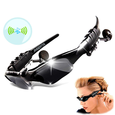 Wireless Bluetooth Earphones Sunglasses - shoppingridge
