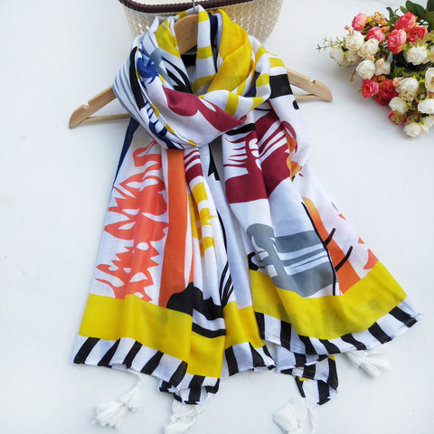 Women  Scarves For Sexy Look - shoppingridge