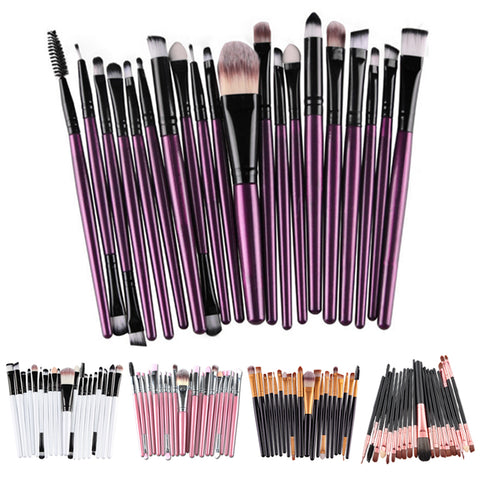 Professional Makeup Brush Set(20pcs)