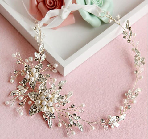 Newest Fashion Bridal Headbands Hair Jewelry - shoppingridge