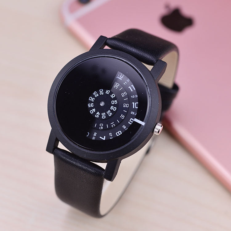 New Creative Camera Style Digital Discs Watch - shoppingridge