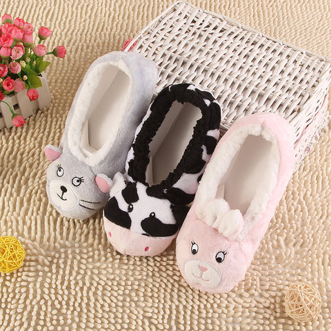 Women  Animal Shape Home Slippers/Shoes