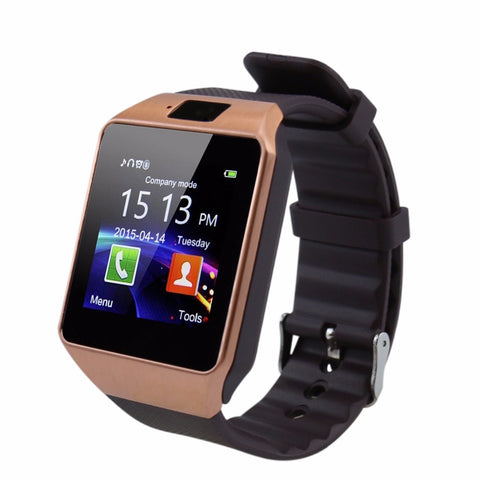 Multi-Function Bluetooth Smartwatch for Android & iOS - shoppingridge