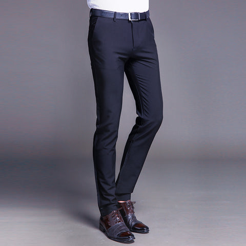 Cotton Straight Fit Men Pants - shoppingridge