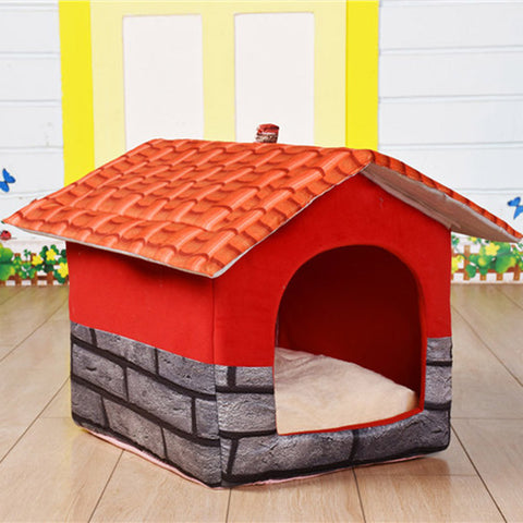 Super Duper Washable House for Your Cute Pets