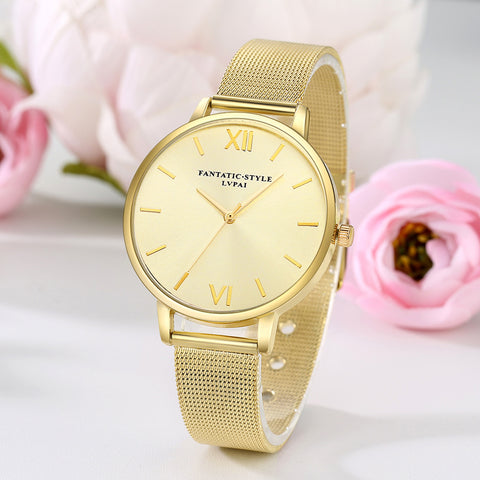 Luxury Top Quality Quartz Bracelet Watch for Women